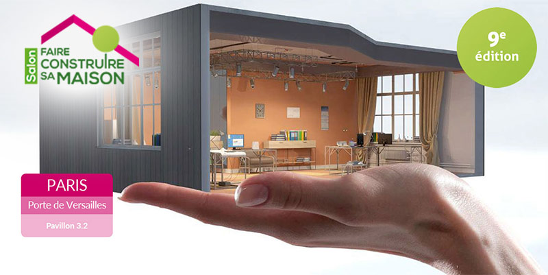 Salon Construire Sa Maison 2018