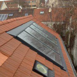 Panneaux solaires thermique